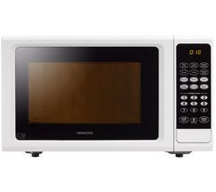 KENWOOD K25MW14 Solo Microwave - White Best Price, Cheapest Prices