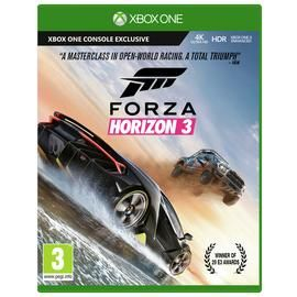 Forza Horizon 3 - Xbox One Game Best Price, Cheapest Prices