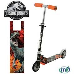 Jurassic World Folding Inline Scooter Best Price, Cheapest Prices