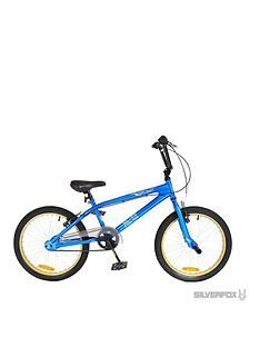 Silverfox Flight Boys BMX Bike 10 inch Frame Best Price, Cheapest Prices