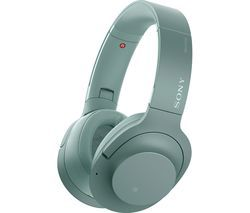 SONY WH-H900N Wireless Bluetooth Noise-Cancelling Headphones - Green Best Price, Cheapest Prices