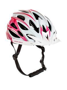 Sport Direct Sport Direct Team Comp Womens 24 Vent Bicycle Helmet 55-58cm Best Price, Cheapest Prices