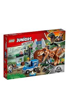 LEGO Juniors 10758T. Rex Breakout Best Price, Cheapest Prices