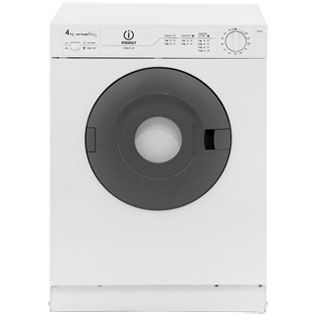 Indesit IS41V 4Kg Vented Tumble Dryer - White - C Rated Best Price, Cheapest Prices