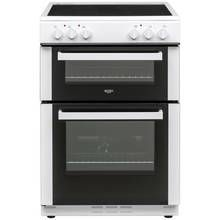 Bush BT60ELW Twin Electric Cooker - White Best Price, Cheapest Prices