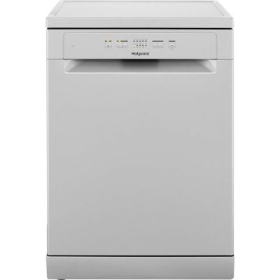 Hotpoint HAFC2B+26SV Standard Dishwasher - Silver - A++ Rated Best Price, Cheapest Prices