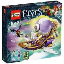 LEGO Aira's Airhip and the Amulet Chase - 41184 Best Price, Cheapest Prices