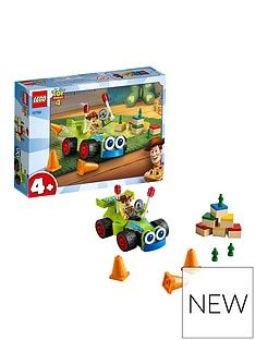 LEGO Juniors 10766 Toy Story 4 Woody & RC set Best Price, Cheapest Prices