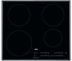 AEG IKB64301FB Electric Induction Hob - Black Best Price, Cheapest Prices