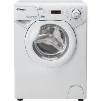 GRADE A3 - Candy AQUA1042D1 4kg 1000rpm Freestanding Washing Machine - White Best Price, Cheapest Prices