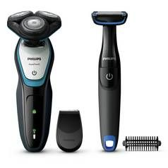 Philips Series 5000 Wet & Dry Electric Shaver & Body Trimmer Best Price, Cheapest Prices