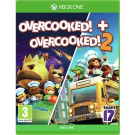 Overcooked! & Overcooked! 2 Xbox One Game Double Pack Best Price, Cheapest Prices