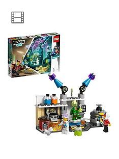LEGO Hidden Side 70418 J.B.'s Ghost Lab with Augmented Reality App Best Price, Cheapest Prices