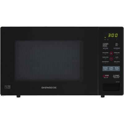 Daewoo KOR9GPBR 26 Litre Microwave - Black Best Price, Cheapest Prices