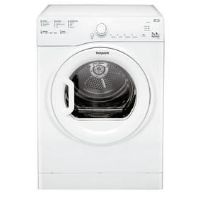 Hotpoint TVFS73BGP.9 7KG Vented Tumble Dryer - White Best Price, Cheapest Prices