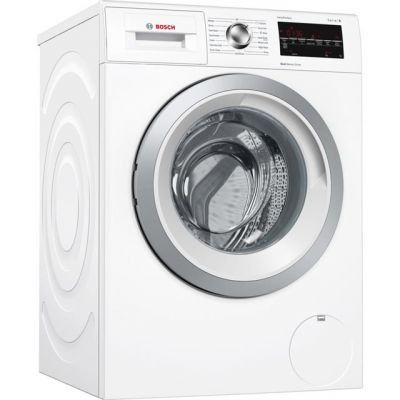 Bosch Serie 6 WAT24463GB 9Kg Washing Machine with 1200 rpm - White - A+++ Rated Best Price, Cheapest Prices