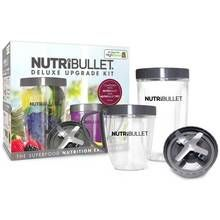 NutriBullet Deluxe Upgrade Accessory Kit Best Price, Cheapest Prices