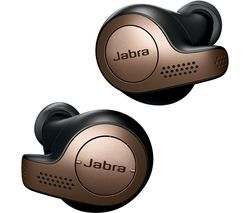JABRA Elite 65t Wireless Bluetooth Earphones - Copper Black Best Price, Cheapest Prices
