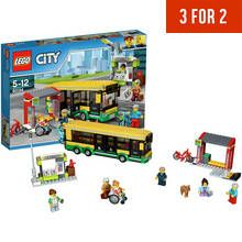 LEGO City Bus Station - 60154 Best Price, Cheapest Prices