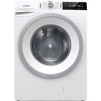 Gorenje WA843S 8kg 1400rpm Ultra Efficient Freestanding Washing Machine With Steam & PowerDrive Mot Best Price, Cheapest Prices