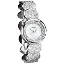 Seksy Ladies Stainless Steel Crystal Set Watch Best Price, Cheapest Prices