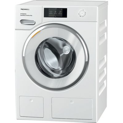Miele W1 WSR863WPS Wifi Connected 9Kg Washing Machine with 1600 rpm - White - A+++ Rated Best Price, Cheapest Prices
