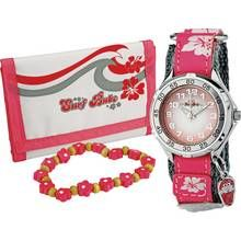 Surf Babe Pink Watch Gift Set Best Price, Cheapest Prices