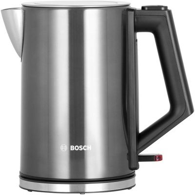 Bosch City TWK7105GB Kettle - Anthracite / Stainless Steel Best Price, Cheapest Prices
