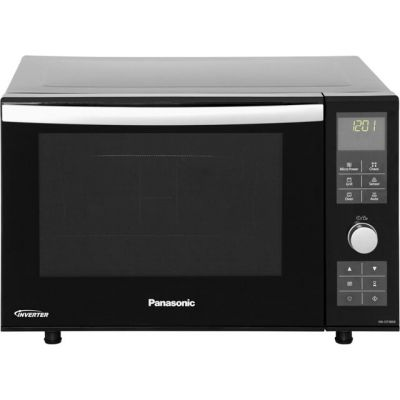 Panasonic NN-DF386BPQ 23 Litre Combination Microwave Oven - Black Best Price, Cheapest Prices