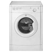 Indesit Eco-Time IDV75W 7KG Vented Tumble Dryer - White Best Price, Cheapest Prices