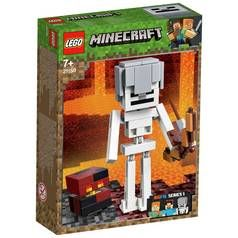 LEGO Minecraft Skeleton Figure Building Set - 21150 Best Price, Cheapest Prices
