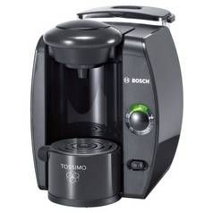 Tassimo by Bosch Fidelia Pod Coffee Machine - Black Best Price, Cheapest Prices