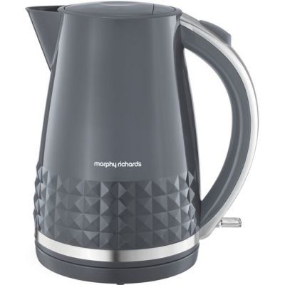 Morphy Richards Dimensions 108264 Kettle - Grey Best Price, Cheapest Prices