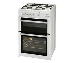 FLAVEL ML61NDWP FSD Gas Cooker - White Best Price, Cheapest Prices