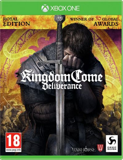 Kingdom Come: Deliverance Royal Edition Xbox One Game Best Price, Cheapest Prices