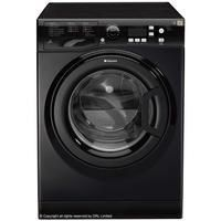 GRADE A2 - Hotpoint WMXTF942K Extra 9kg 1400 Spin Washing Machine - Black Best Price, Cheapest Prices