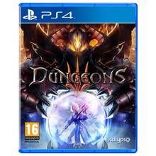 Dungeons 3 PS4 Game Best Price, Cheapest Prices