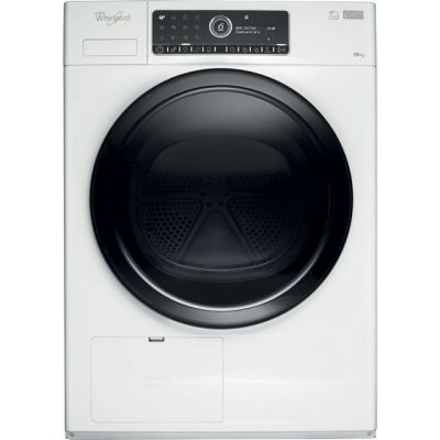 Whirlpool HSCX10441 10Kg Heat Pump Tumble Dryer - White - A++ Rated Best Price, Cheapest Prices