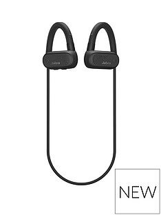 Jabra Jabra Elite Active 45e Wireless Bluetooth Sport Earbuds with IP67 Waterproof Rating and Integrated Voice Assistant - Black Best Price, Cheapest Prices