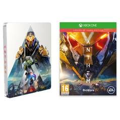 Anthem: Legion of Dawn Steelbook Edition Xbox One Game Best Price, Cheapest Prices