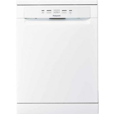 Hotpoint HFC2B19 Standard Dishwasher - White - A+ Rated Best Price, Cheapest Prices