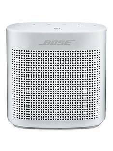 Bose SoundLink® Colour Bluetooth® Speaker Series II - Polar White Best Price, Cheapest Prices