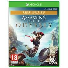 Assassin's Creed Odyssey Gold Edn Xbox One Game Best Price, Cheapest Prices