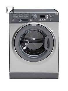 Hotpoint Extra WMXTF742G 1400 Spin, 7kg Load Washing Machine - Graphite Best Price, Cheapest Prices