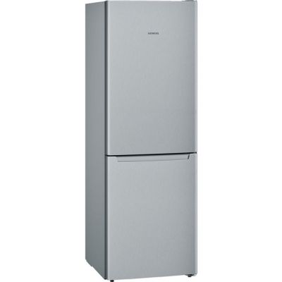 Siemens IQ-100 KG33NNL30G 50/50 Frost Free Fridge Freezer - Stainless Steel - A++ Rated Best Price, Cheapest Prices