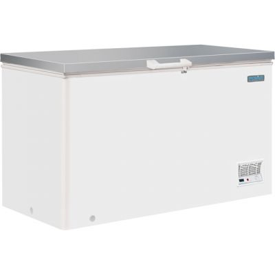 Polar CM530 Chest Freezer - White - B Rated Best Price, Cheapest Prices