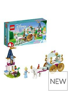 LEGO Disney Princess 41159 Cinderella's Carriage Ride Best Price, Cheapest Prices