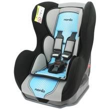 Nania Cosmo First Pop Group 0+/1 Booster Car Seat - Blue