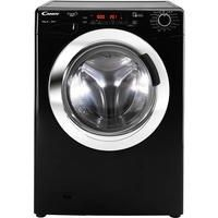 Candy GVS1610THCB Smart 10kg 1600rpm Freestanding Washing Machine - Black Best Price, Cheapest Prices