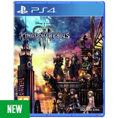 Kingdom Hearts III PS4 Game Best Price, Cheapest Prices